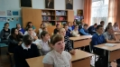 «День чтения 2018» в Рощинской Рощинской сельской библиотек_1