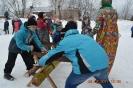 Собирайся народ, Масленица идёт! Проводы зимы состоялись в деревне Гора
