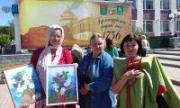 Шалинские мастера стали победителями окружного тура Областного фестиваля «Осеннее очарование». Поздравляем!