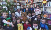 Добрый доктор Айболит побывал в Сабиковской сельской библиотеке и порадовал детей