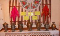 О самоварах и традициях русского чаепития расскажут в музее с.Роща