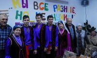 Национальный вокальный коллектив «Тургай» отметил вместе с сабиковцами День народного единства