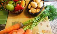 Рощинцы собрали урожай и представили их на выставке «Дары уральских огородов»