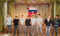 «Прощание славянки» в Шамарах
