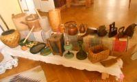 Диковинка или ностальгия? Выставку предметов старины для жителей мегаполиса организовал музей старообрядческой культуры с.Роща