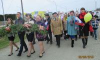 Платоновцы отметили 9 Мая и юбилей Великой Победы праздничными гуляниями