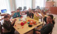 Мастер-класс по изготовлению оберегов в Шалинской центральной библиотеке