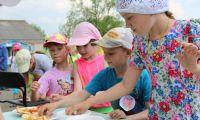 Мороженое для Фунтика и водные «пулялки» - в п.Сарга прошел День Детства