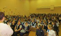 Шалинский ЦДК провел акцию в День трезвости (фоторепортаж)