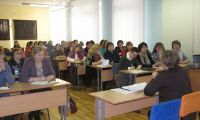 Инновации в библиотеке: для специалистов области научные сотрудники библиотеки им.Горького провели мастер-класс