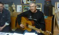 Булата Окуджаву помнят и любят: в музее истории состоялся вечер стихов и песен