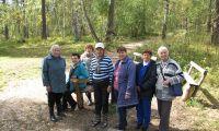 По горам, по долам… Шалинские пенсионеры посетили природный парк «Оленьи ручьи»