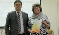 Сабиковская библиотека стала победителем областной акции «Говорящая книга в подарок». Поздравляем коллег и читателей!