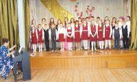 Аплодисменты зрителей и первые творческие шаги в мире музыки… В п.Шамары состоялся отчетный концерт музыкальной школы